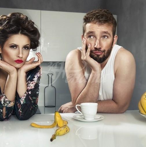 Трябва ли мъжът да взима учстие в домакинската работа-Как да го накараме без да стават скандали