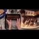 Ред бисквити, ред бишкоти и вълшебен домашен крем! Размазваща бишкотена торта с бисквити и шоколад (Видео):