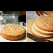 Перфектният домашен блат за торта - никога не спада, реже се идеално и стига за 2 торти!