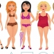 Какво издава формата на тялото ти за теб самата? Интересен тест с изненадващ резултат: