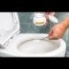 Без търкане, без ужасна миризма на белина - просто слагаш малко в казанчето и пускаш водата. Тоалетната блести и ухае прекрасно: