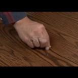 Ако искате да замаскирате недостатъците на дървените мебели-Ефект за нула време