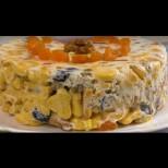 1 минутка и е готова - полезна бисквитена торта за прилив на енергия и здраве. Мега вкусна и лесна: