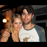 Енрике Иглесиас и Анна Курникова станаха родители за трети път - честито! Ето подробности (Снимки):