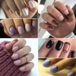 25 красиви идеи за маникюр за къси нокти