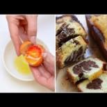 За него ползвам само домашни яйца: Копринен кекс с жълтъци - разкошен цвят и разтапящ вкус!