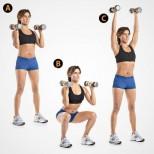 4 упражнения за гарантирано изгаряне на мазнини