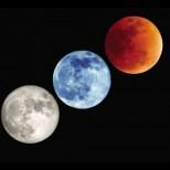 През 2020-та Луната ни готви изненади - списък на всички уникални лунни аномалии: