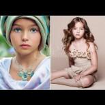 Помните ли момиченцето, което на 8 покори света с красотата си? Днес, на 16, е неузнаваема (Снимки):