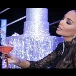 Николета Лозанова многозначително към Филип Плейн-Благодаря ти за невероятната нощ-Снимка с дизайнера