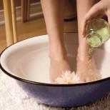 Превенция и лечение на неприятна миризма на краката