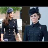Женствена даже в униформа - най-красивите визии на строгата Кейт Мидълтън (Снимки):