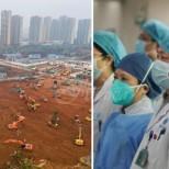 В Китай построяват болница за 6 дни, защото няма достатъчно легла!