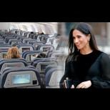 Меган Маркъл разкри как се пази от вируси при пътуване в самолет. Простичък трик за двойна защита (Снимки):