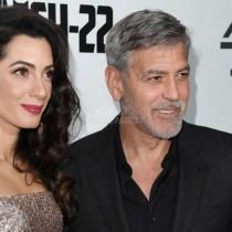 Потоп в голямата къща на Джордж и Амал Клуни