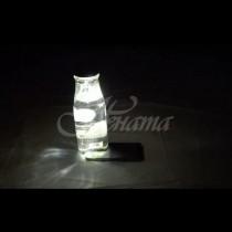 Хитри трикове-Ако вечер ви е нужна нощна лампа, бързо можете да си приспособите