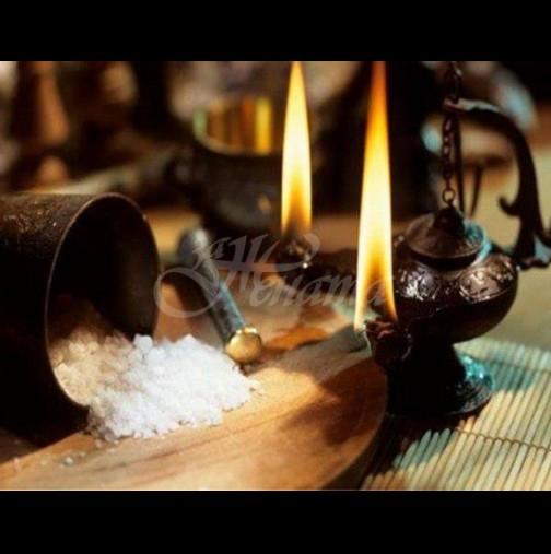 Магията на солта: Как да пречистим себе си и да се защитим от Злото - изпитани практики и ритуали: