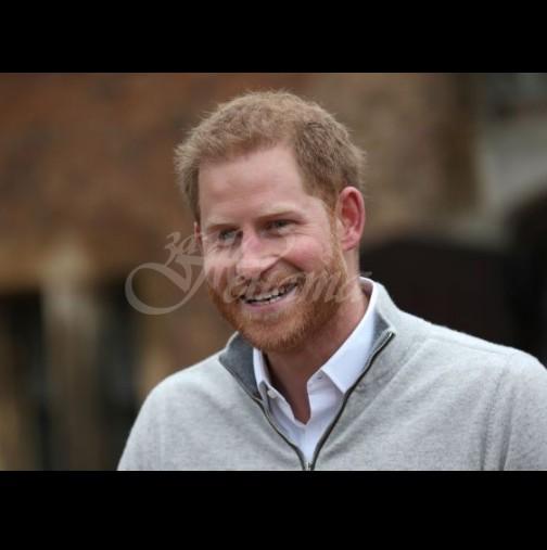 Крият опит за покушение над принц Хари - задържани са трима заподозрени (Снимки):