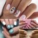 22 ефектни пролетни маникюри за средни нокти
