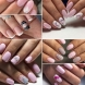 25 от най-красивите розови ежедневни маникюри досега