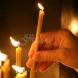 Ако свещ, поставена за здраве угасне или започне да пука: какво означава това?