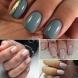 24 изящни маникюра за среднокъси нокти