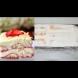 Българският отговор на Тирамисуто - божествен сладкиш с бишкоти, кисело мляко и сладко. Лек, фин и нежен на вкус: