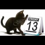 Днес е най-омразният ден в календара - ето най-шантавите суеверия и теории за Петък 13-ти: