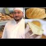 Аз съм пекар - ето най-лесната рецепта за прост бял хляб. Хрупкава коричка, пухкава средичка - всеки може: