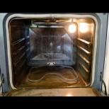 Печката беше безобразно мръсна, но с този домашен разтвор я изчистих за секунди