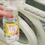 8 причини защо трябва да слагаме по 1 капачка оцет в пералнята