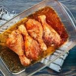 С това сосче едно пилее гаранция няма да ви стигне, пилешкото става безумно вкусно, крехко и сочно