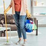 Само 1 лъжичка в кофата и убива всички микроби по пода