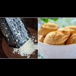 Само 2 пакетчета топено сирене и става пълна купа домашни сиренки. Като семки са - нямат спиране!