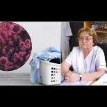 Проф.Аргирова - ето колко време се задържа коронавируса върху дрехите ни и как да го изчистим: