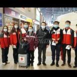 Китайски лекари отидоха да помагат на Италия