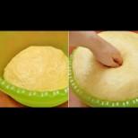 В дни на криза като сега всеки трябва да знае как да си направи тесто у дома, ако няма хляб в магазина
