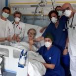Италианка на 95 години е излекувана от коронавирус, ето какво сподели жената