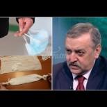 Проф.Кантарджиев за новата заповед: ако нямате медицинска маска, това са домашните алтернативи (Видео):
