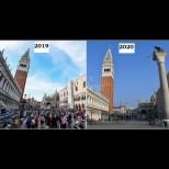Коронавирусът осакати туризма: 24 световни забележителности преди и след пандемията (Снимки):