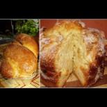 Най-лесната рецепта за козунак на конци - вадете брашното и да започваме: