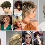 Къса коса прически 2020