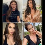 Ще ги познаете ли? Ето как са изглеждали Светлана Гущерова, Преслава, Николета и куп други ВИП-дами като деца (Снимки):