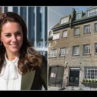 Домът на Кейт Мидълтън в Лондон отвътре: