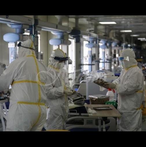 Лекари се борят за живота на малко момиче, заразено с коронавирус