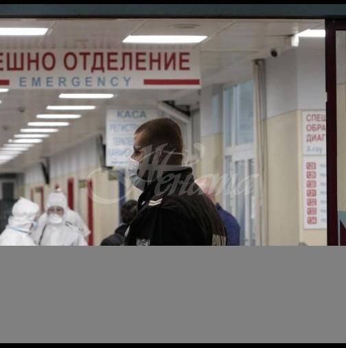 Почина първият пациент с коронавирус в България