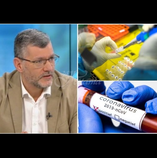 Проф.Момеков ексклузивно с истината за японското лекарство срещу COVID-19, слуховете за ибупрофена, селена и цинка: