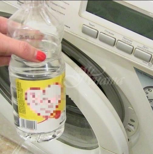 1 капачка  в пералнята прави чудеса с прането- 8 причини защо да го правите