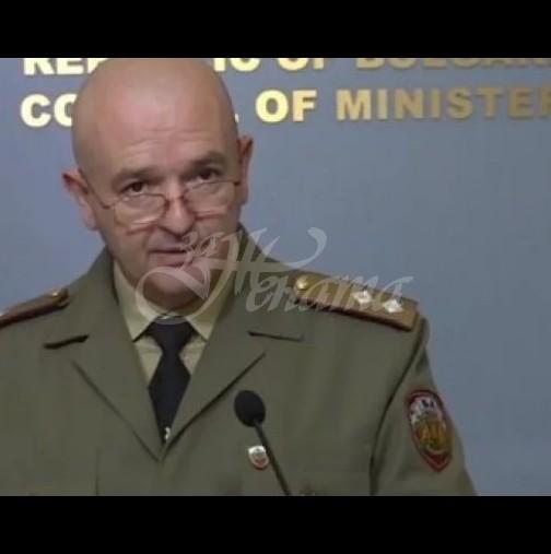 Ген. Мутафийски-Голямо увеличение на случаите с коронавирус от вчера-Нов български град с болен