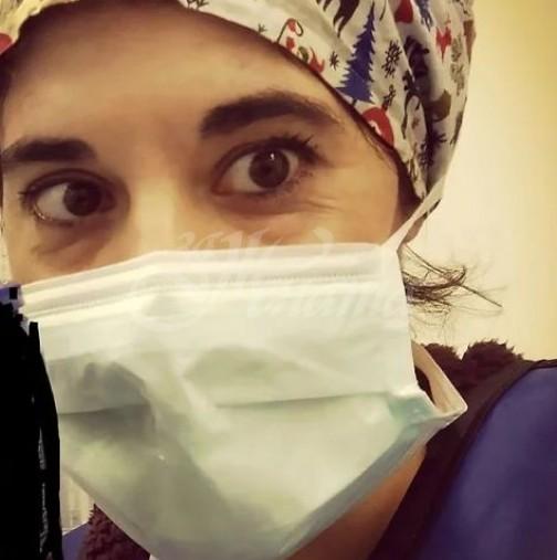 Медицинска сестра с COVID-19 се самоуби, за да не зарази други хора